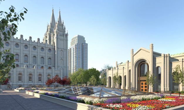 Salt Lake Temple to Close for Four Years for Major Structural Work, Renovated Temple Grounds