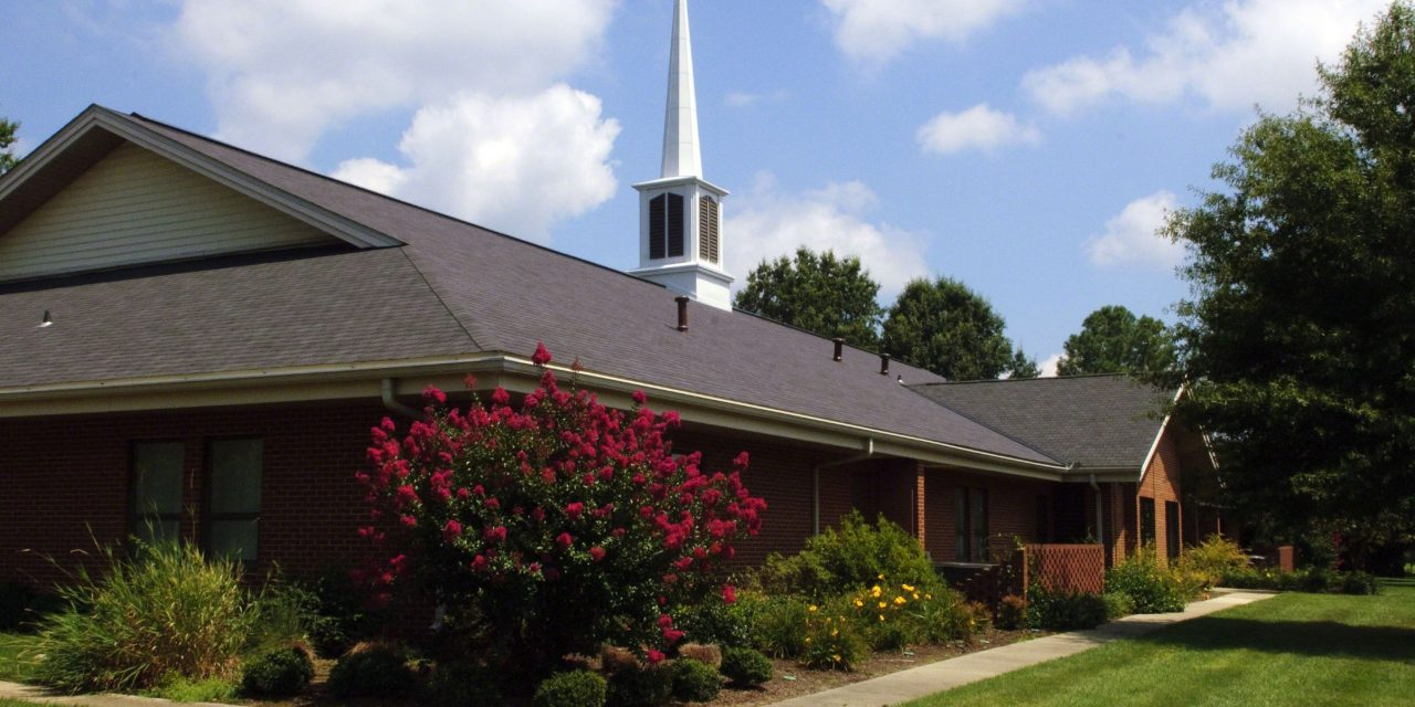 The Convert Files: Meetinghouse Architecture