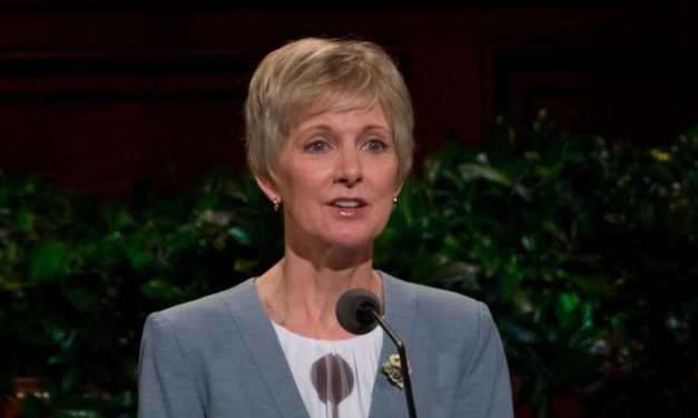 "Commentary: Latter-day Saint Women Are Not ""Shrill"" for Standing Their Ground"