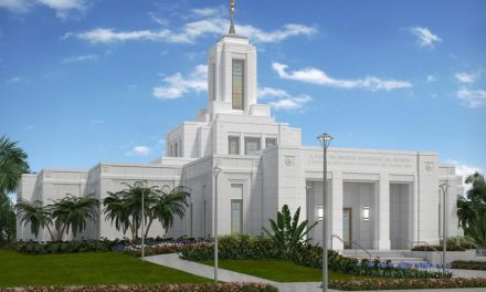 Groundbreaking Announced for the Belém Brazil Temple