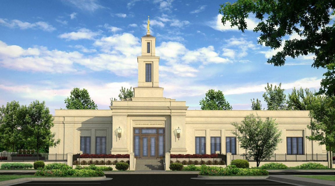 Saints of North Carolina to Celebrate Rededication of Raleigh Temple with a 5K Run