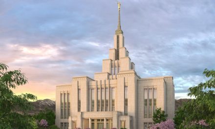 Groundbreaking Announced for Saratoga Springs Utah Temple