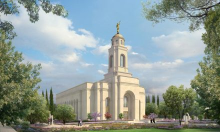 Rendering Released for Feather River California Temple