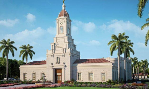 Groundbreaking Announced, Design Released for Puebla Mexico Temple