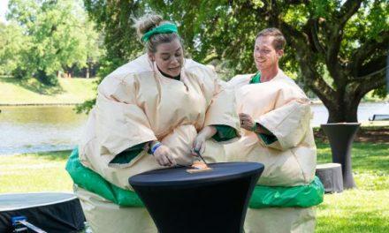 Relative Race Season 6: Day 5 – Sumo and Sushi