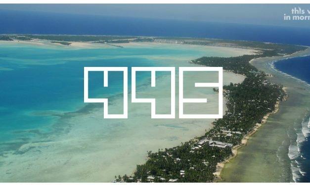 EP 445 – How to Pronounce 'Kiribati'