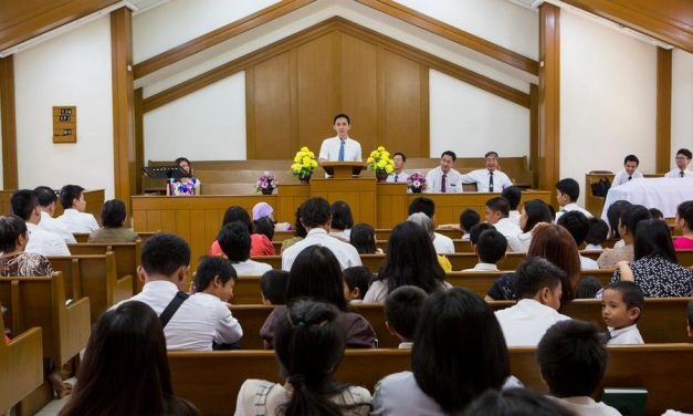Church Updates Security Guidelines in Chapels