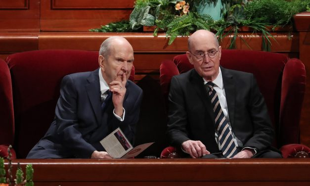 October 2019 General Conference Rumor Roundup