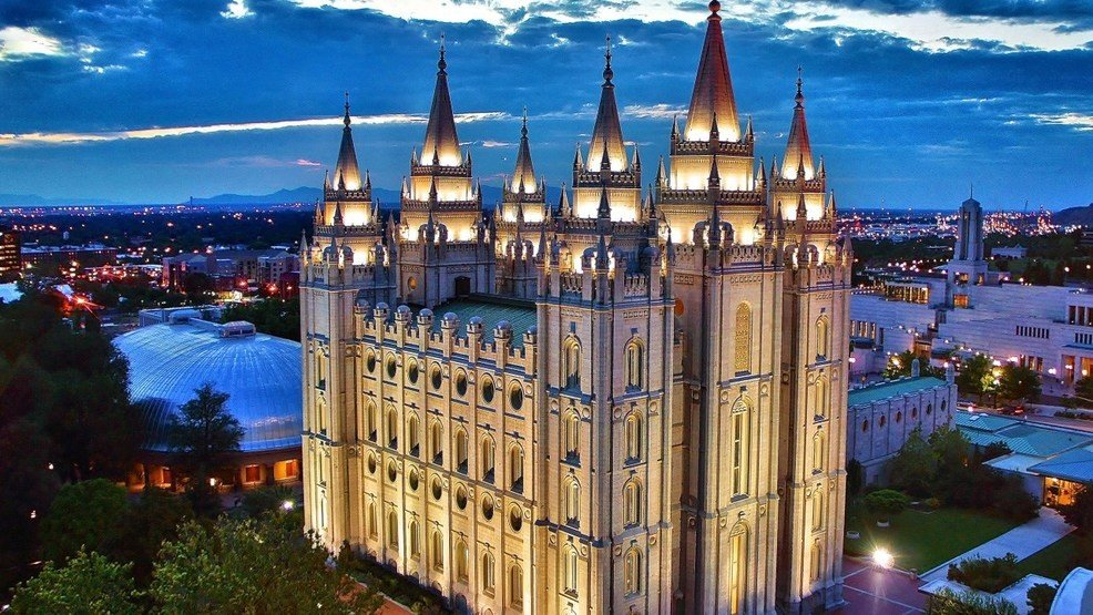 President Russell M. Nelson Announces Eight New Temples, Including Orem!