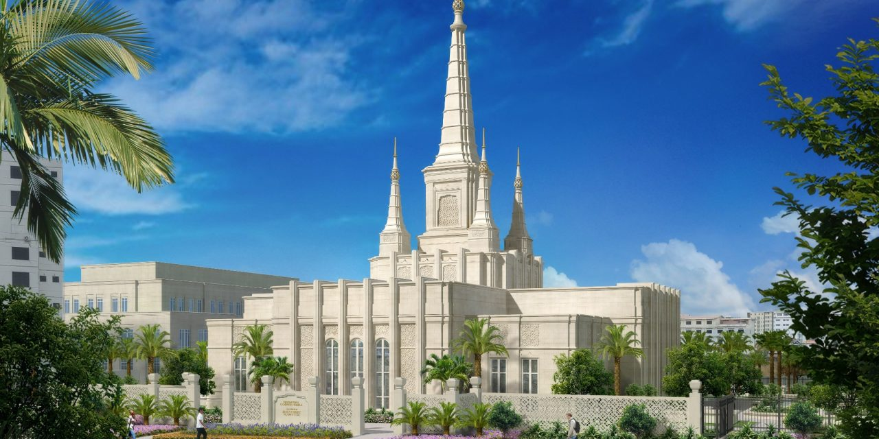 President Nelson Unveils Phnom Penh Cambodia Temple Design