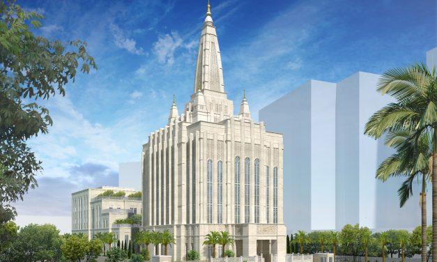 Bengaluru India Temple Design and Location Announced