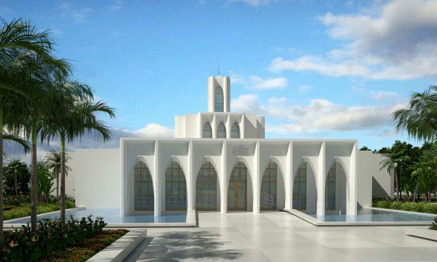 Brasilia Brazil Temple Rendering Released
