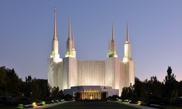 Washington DC Temple Open House and Rededication Dates Announced