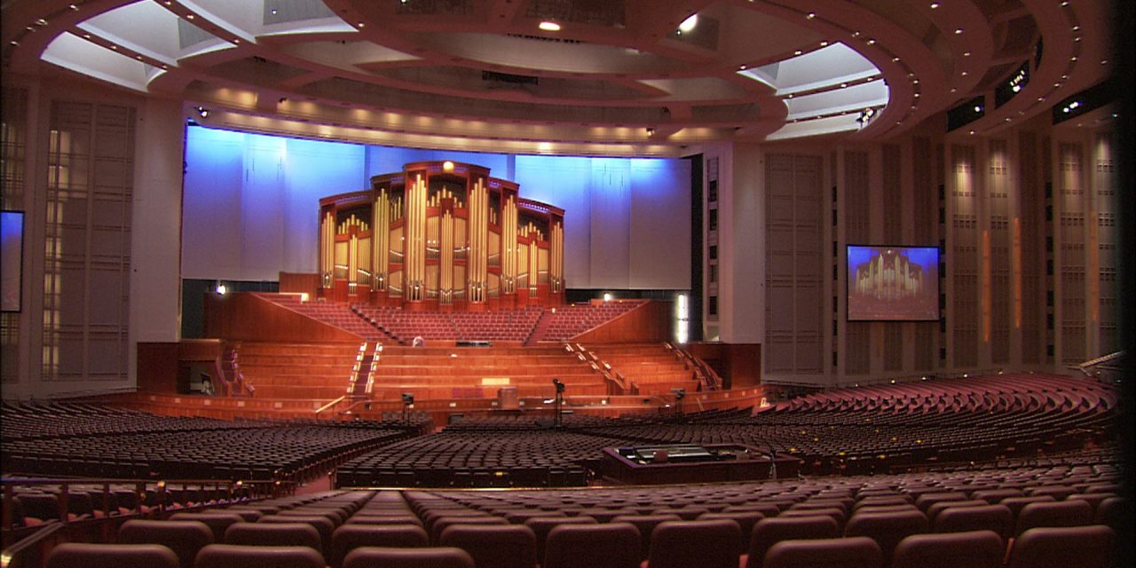 April General Conference Will No Longer Be Held in the Conference Center