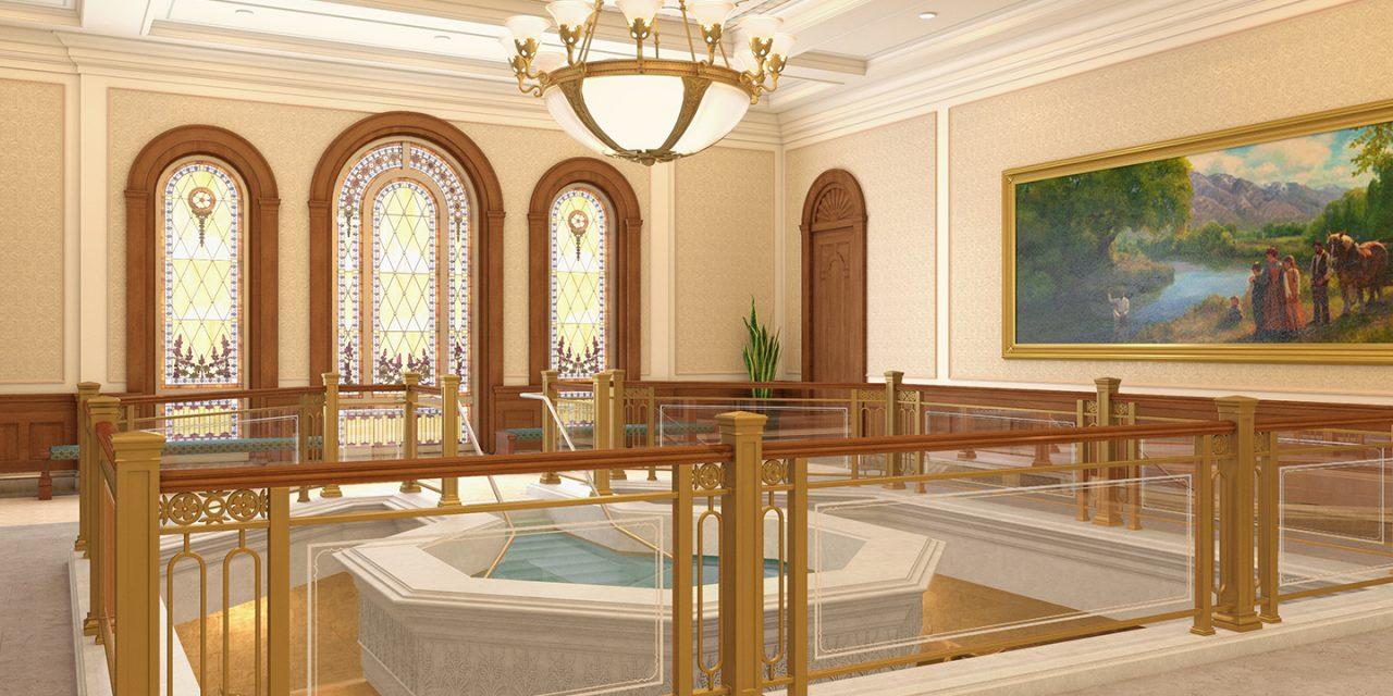 Church Releases Interior Renderings of Tooele Valley Utah Temple