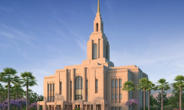 Washington County Utah Temple Gets New Name