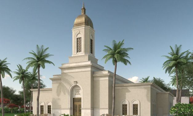 Rendering Released for Cobán Guatemala Temple