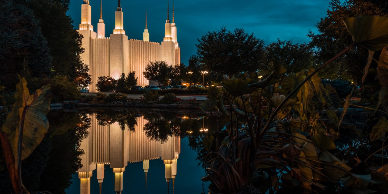 Washington D.C. Temple Open House, Dedication Postponed Indefinitely