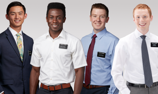 Church Updates Dress Standards for Young Male Missionaries