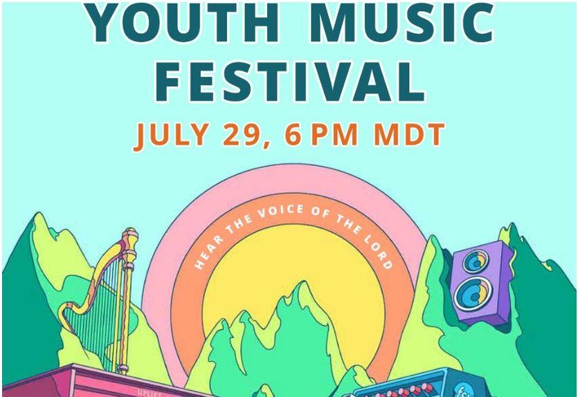 Church Announces Virtual Music Festival for Youth