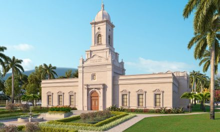 Groundbreaking Announced, Rendering Revealed for San Pedro Sula Honduras Temple