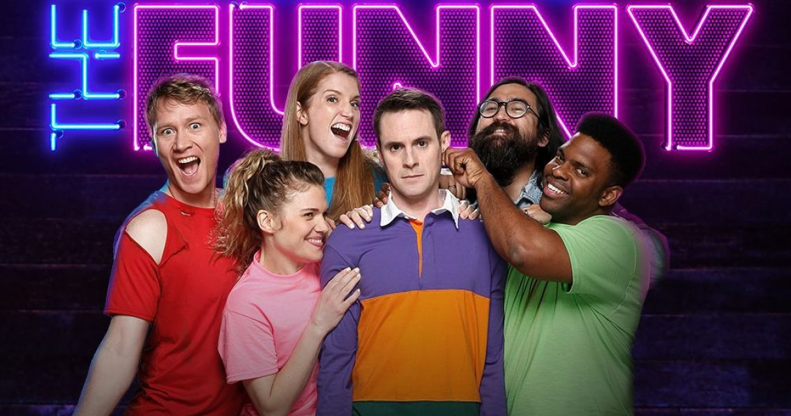 On NBC's new comedy competition, JK Studios is ready to bring the funny.