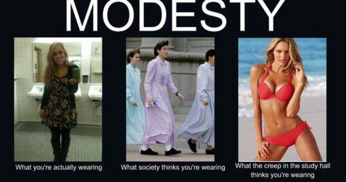 MormonModesty