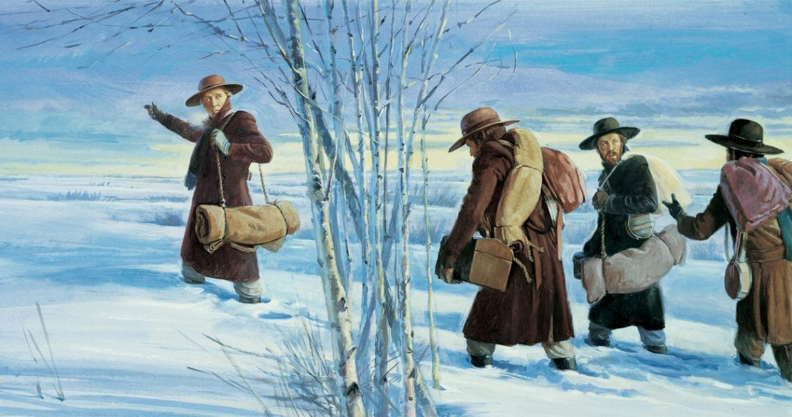 Early Mormon Missionaries
