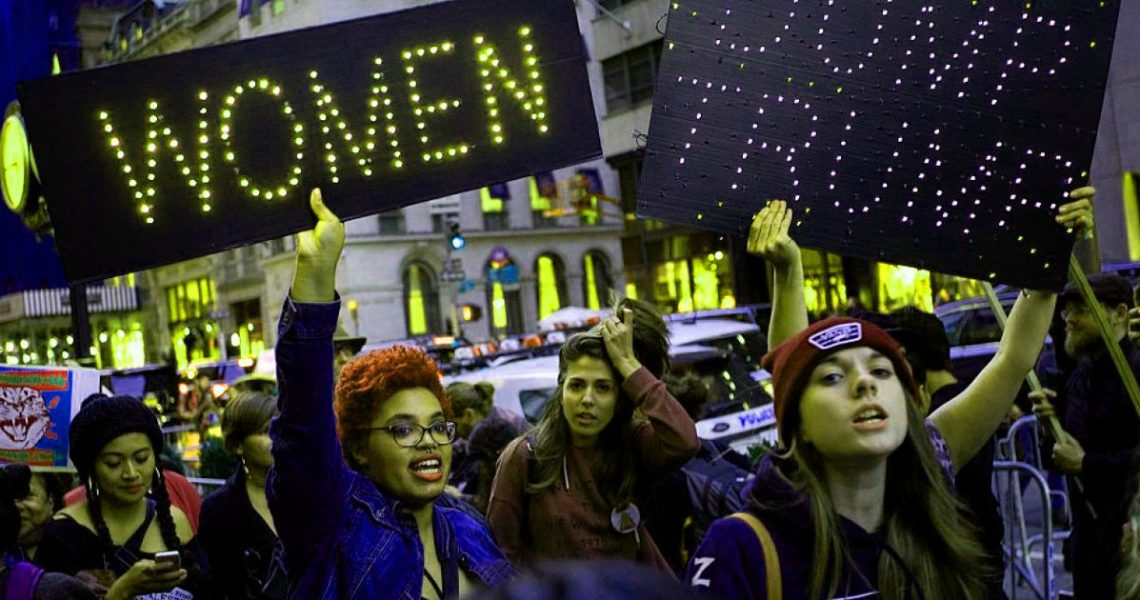 Elaine S Dalton Womens March
