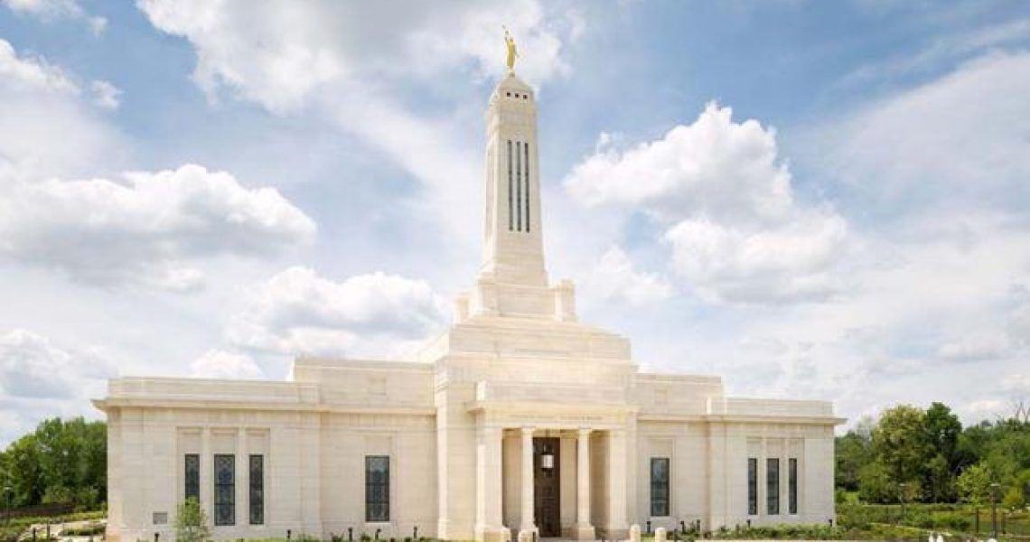Indianapolis Temple 3