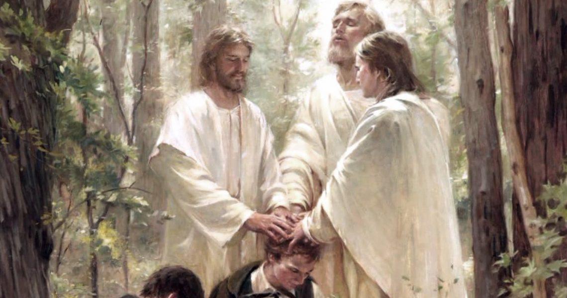 Mormon Priesthood Restoration