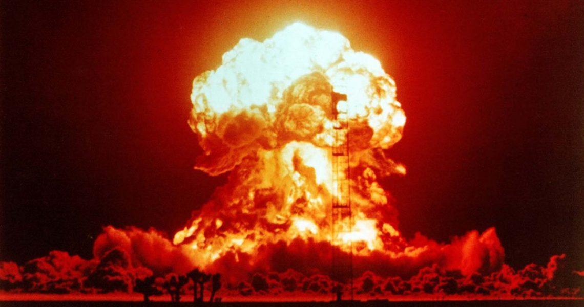 Nuclear Holocaust Mormon