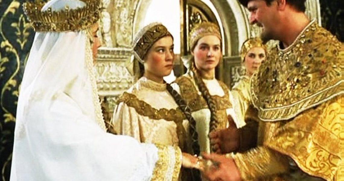 Russia Polygamy
