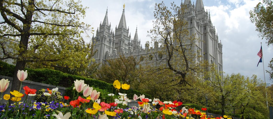 The Salt Lake temple of The Church of Jesus Christ of Latter-day Saints | Photo: Intellectual Reserve