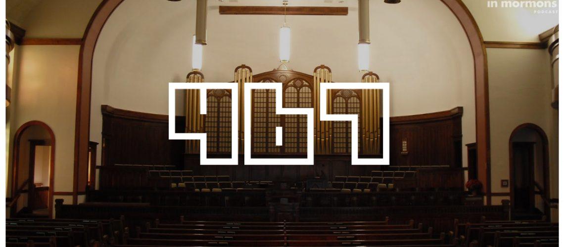 Photo: Historic LDS Architecture