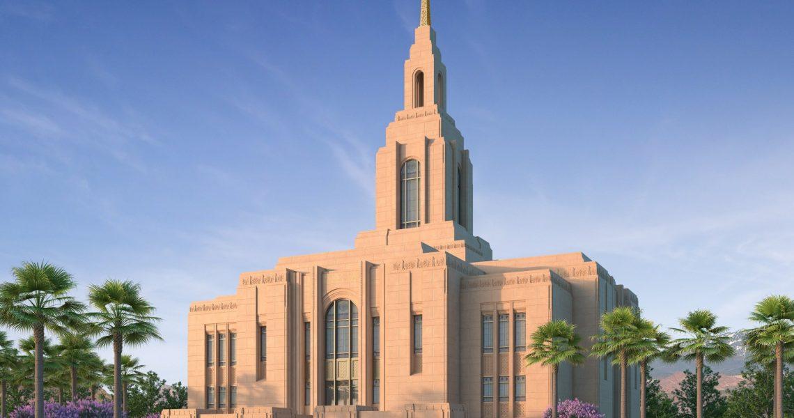 Washington County Utah Temple