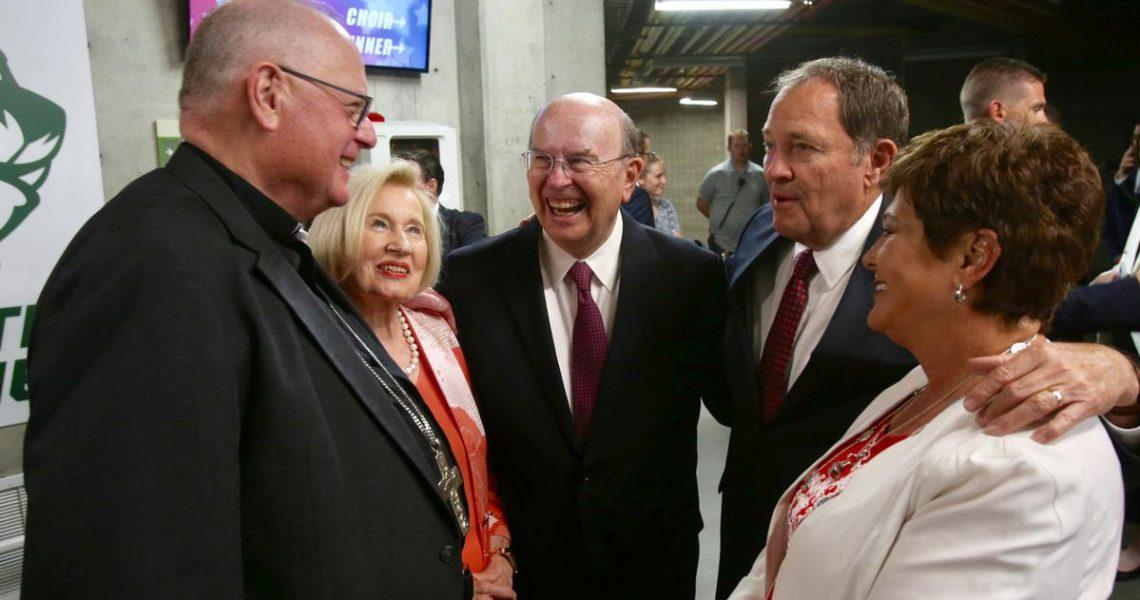 Apostle and Catholic Cardinal Speak at Freedom Festival