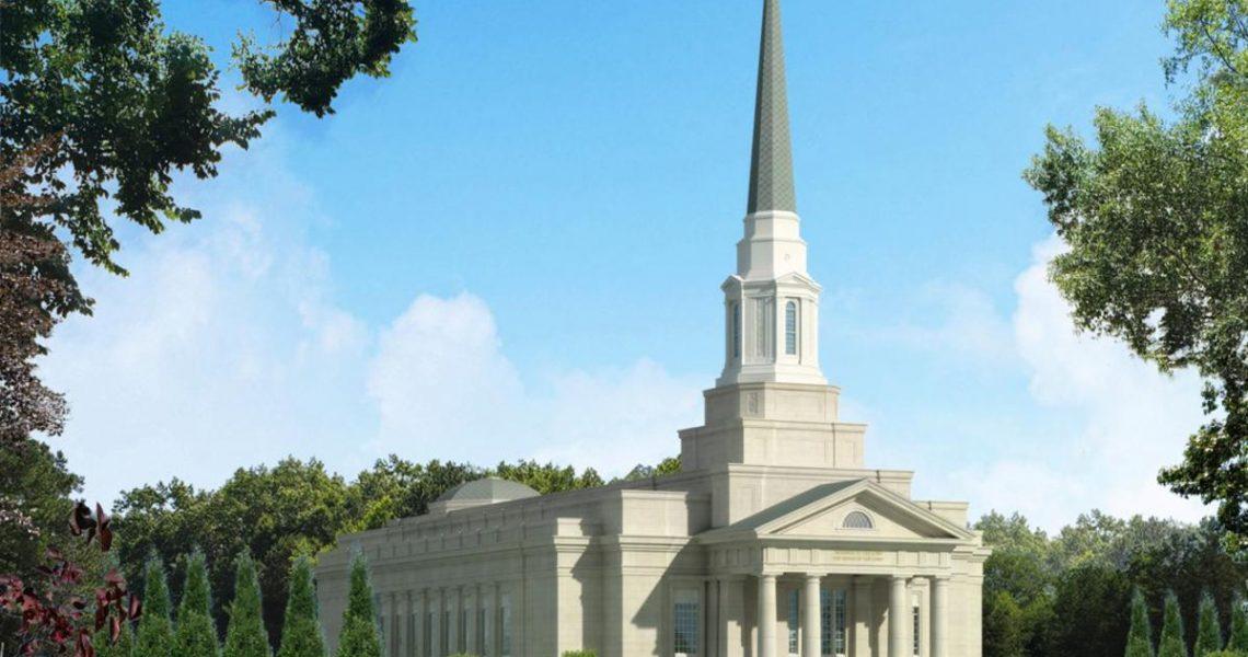 Richmond Virginia Temple Renderings Released