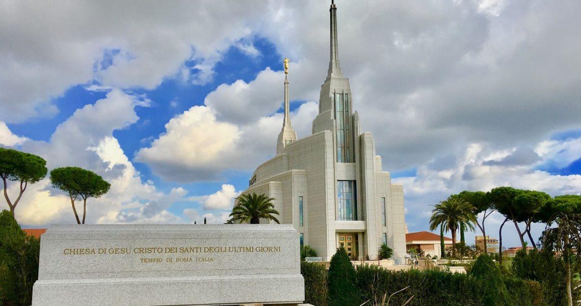 Photo: Ugo A. Orego | Church of Jesus Christ Temples