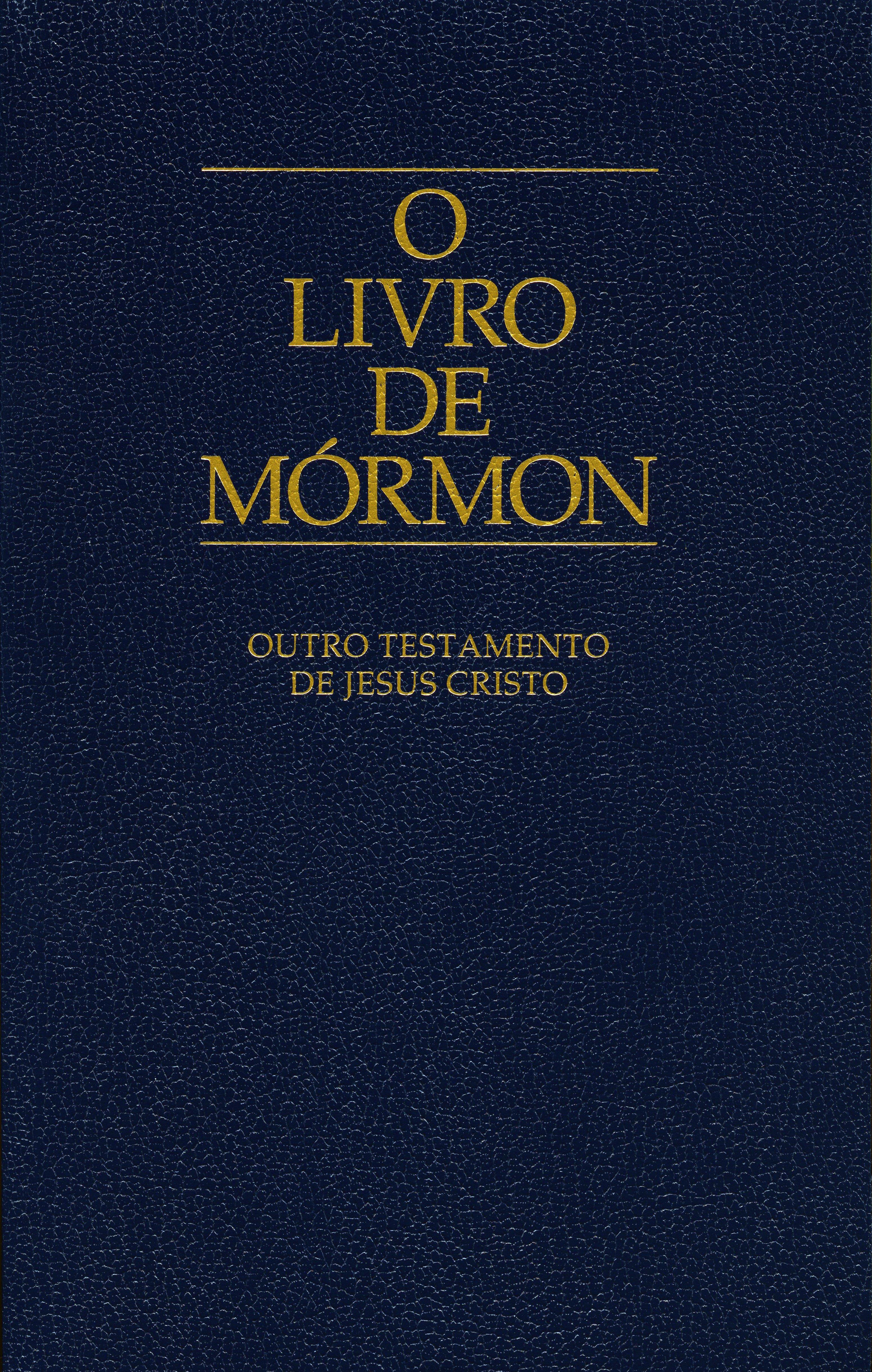 O_livro_de_mormon