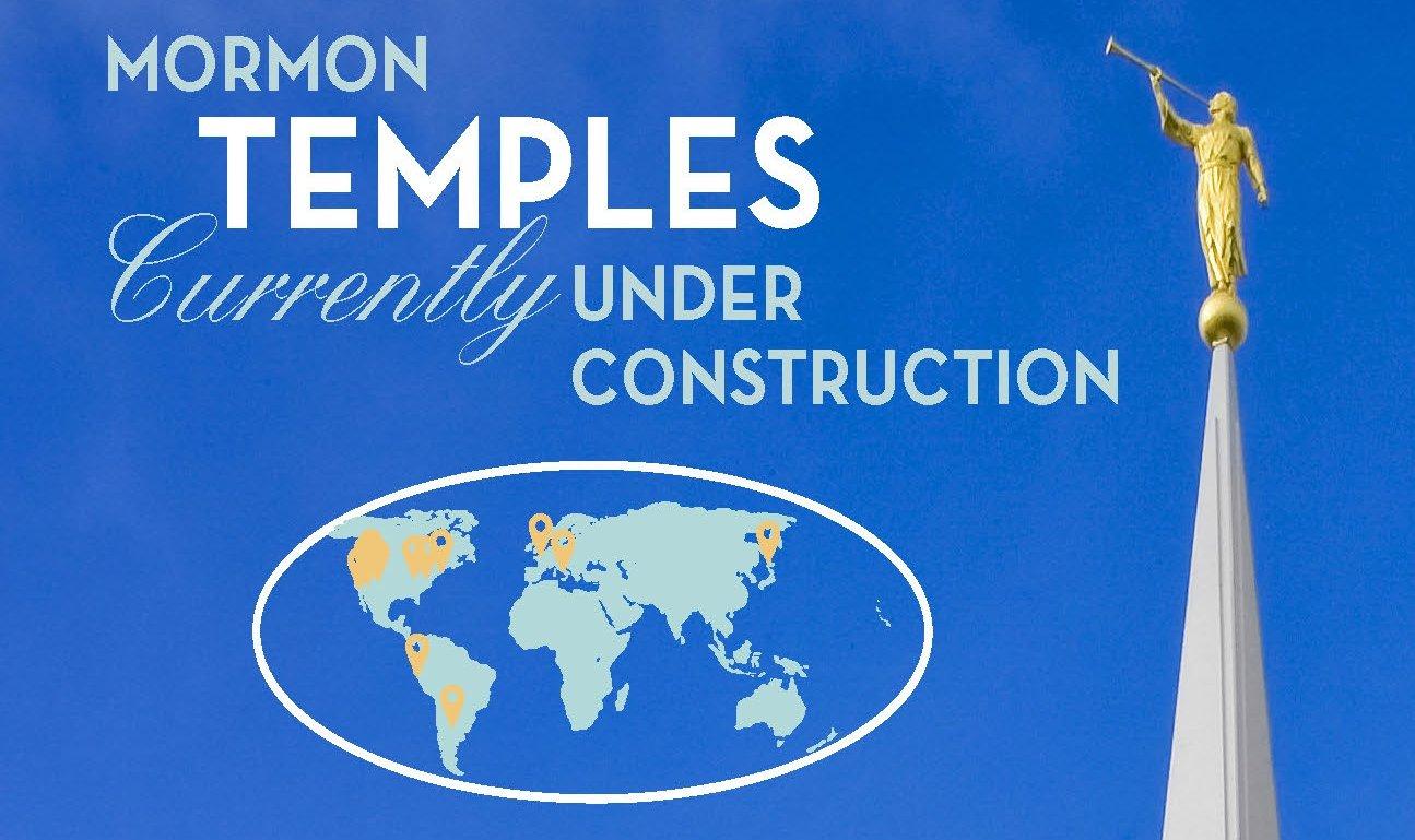 Mormon Temples Infographic 3