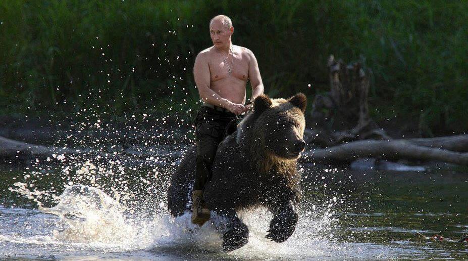 Putin Is Nuts