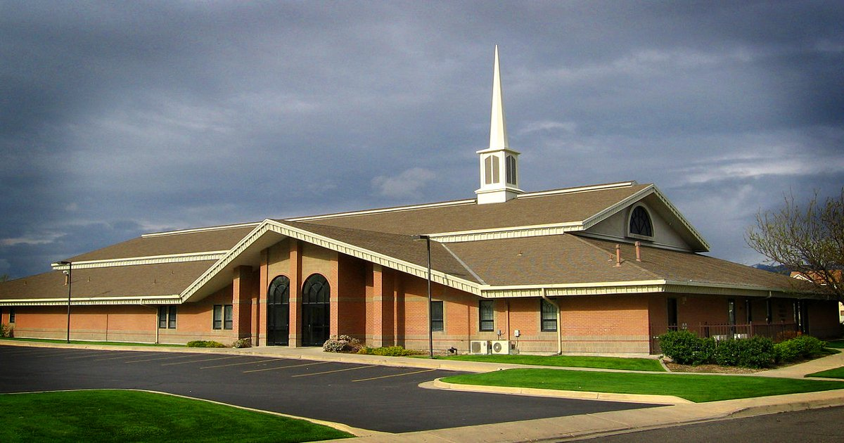 LDS Stake Center