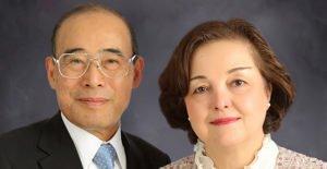 Tokyo Japan Temple President Dies