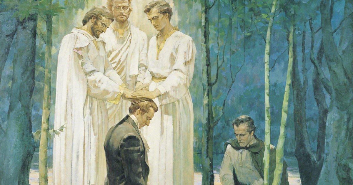 Melchizedek Priesthood Restoration