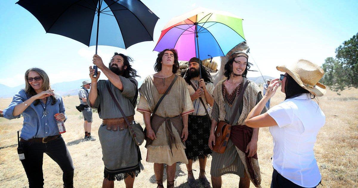 Book of Mormon Videos Goshen
