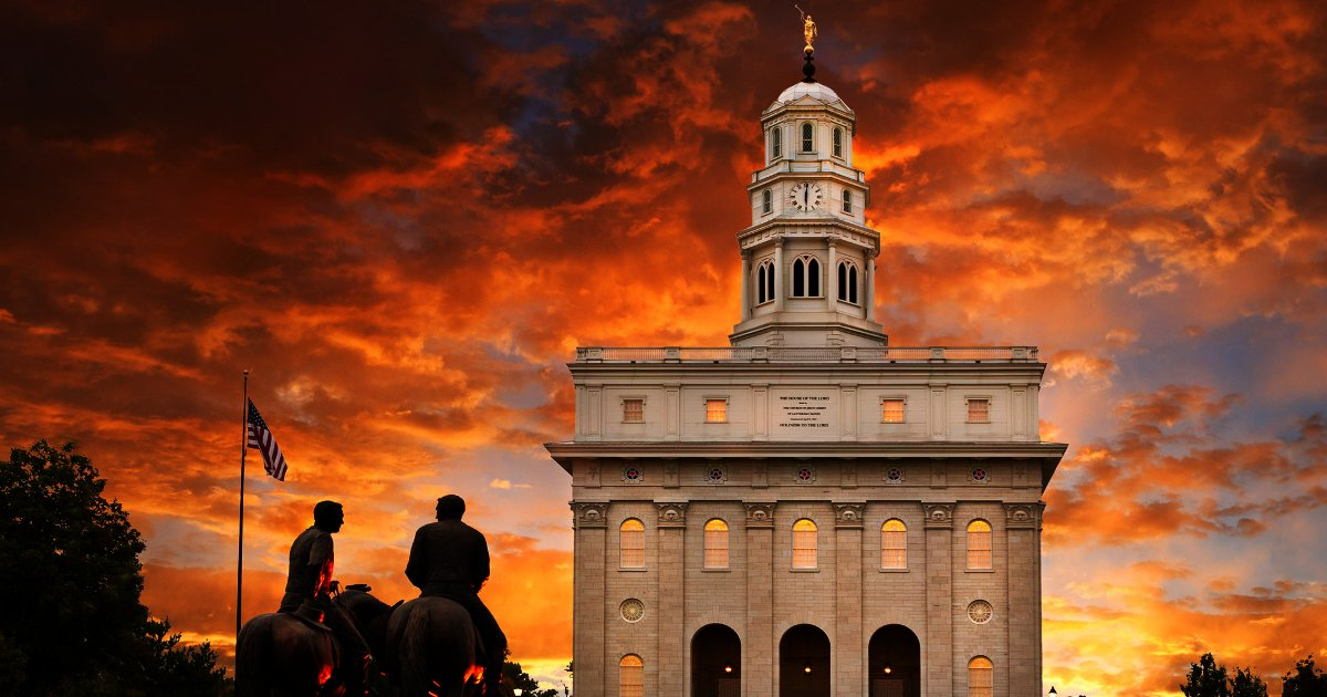 Nauvoo Temple LDS Doctrine and Covenants