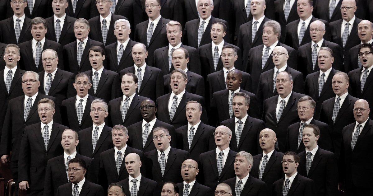 Mormons and Race