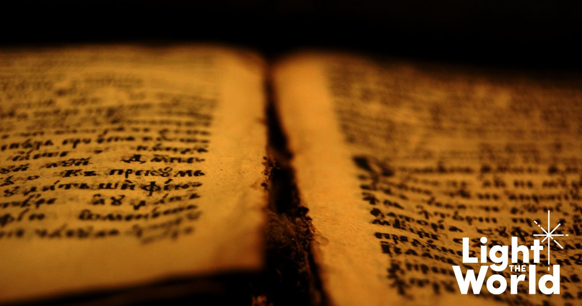 Light the world - Day 10 - Search the Scriptures