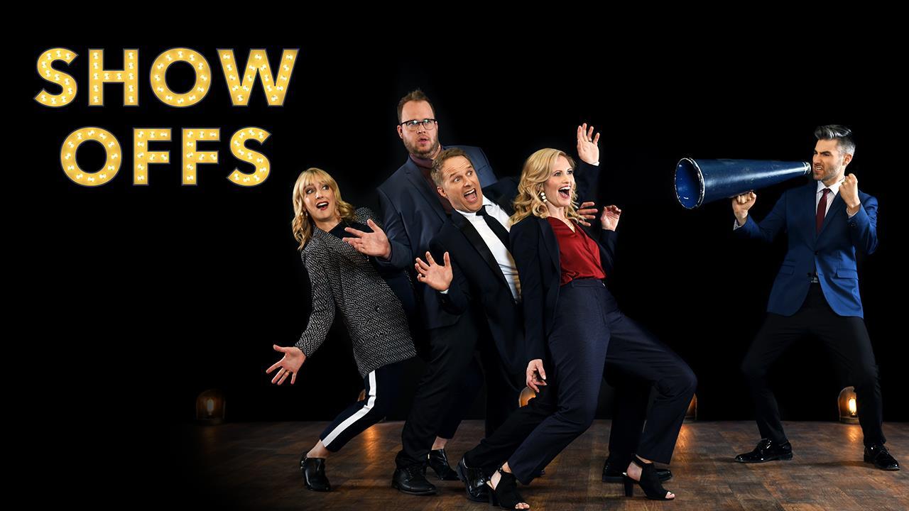 Cast of Show Offs - BYUtv